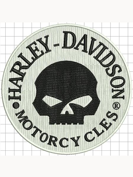 Harley-Davidson koponya 02