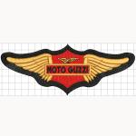 Hímzett Moto Guzzi 03
