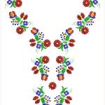Szűcs hímzésminta 1519-11 Békési