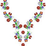 Szűcs hímzésminta 1519-12 Békési