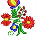 Szűcs hímzésminta 1519-13 Békési