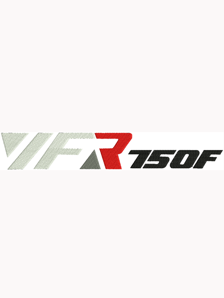 Honda VFR750 felvarró 01