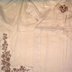 Hímzett női blúz, Kalocsai minta 06