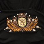 Hímzett női blúz, Szűcsminta 02