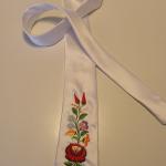 Hímzett nyakkendő 03;