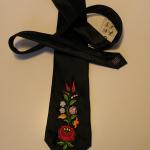 Hímzett nyakkendő 05;