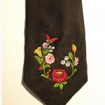 Hímzett nyakkendő 14