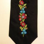 Hímzett nyakkendő 15;