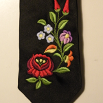 Hímzett nyakkendő 16
