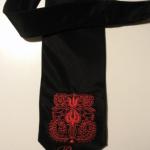 Hímzett nyakkendő 33;