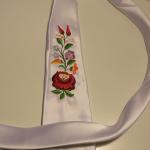 Hímzett nyakkendő 35