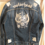 Hímzett Motörhead 01