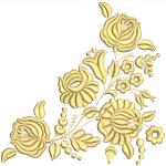 Kalocsai hímzésminta 318-10 esz